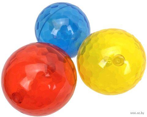 """Игрушка-антистресс """"Забавный мячик"""" (со световыми эффектами; арт. HBA00102) — фото, картинка"""