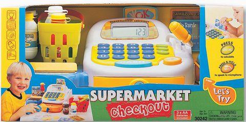 """Игровой набор """"Супермаркет"""" (со звуковыми и световыми эффектами; арт. 30242)"""