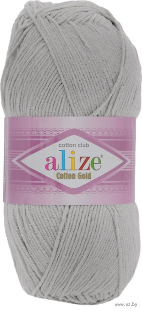 ALIZE. Cotton Gold №200 (100 г; 330 м) — фото, картинка