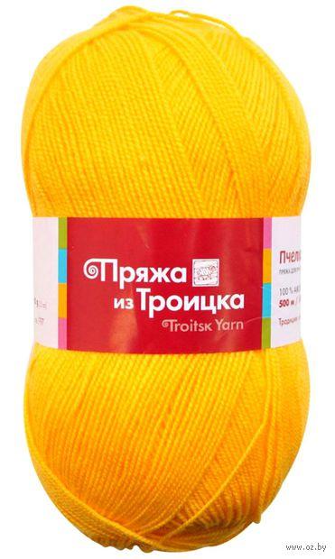 Пряжа из Троицка. Пчелка №695 (100 г; 500 м) — фото, картинка