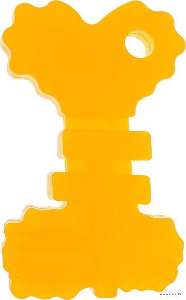 """Игрушка для собак """"Ключ"""" (10,5х6,2х1,4 см) — фото, картинка"""