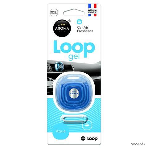 "Ароматизатор ""Loop Gel"" (aqua) — фото, картинка"