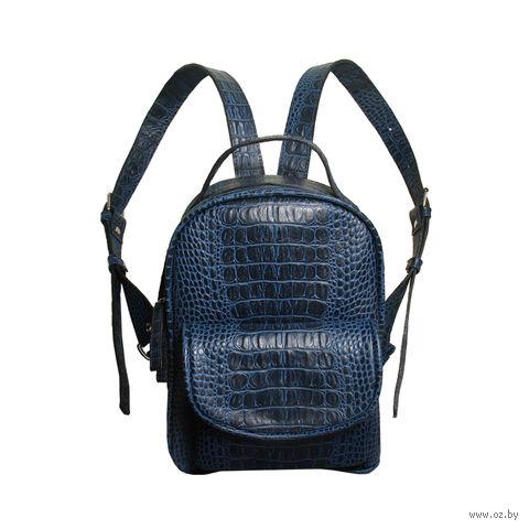 Рюкзак женский (синий; арт. B50-46-0) — фото, картинка