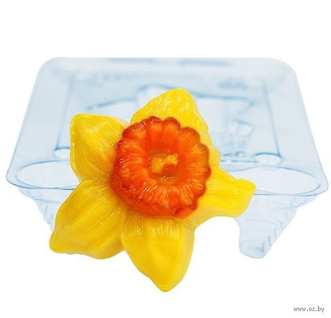 """Форма для изготовления мыла """"Нарцисс"""" — фото, картинка"""