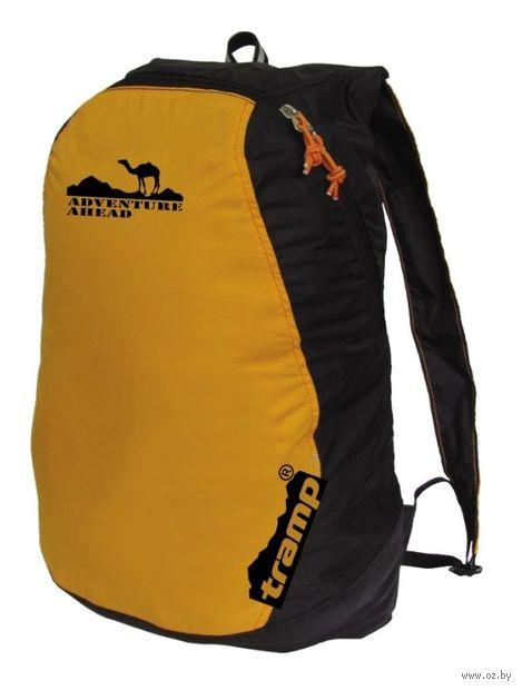 "Рюкзак ""Ultra 15"" (13 л; чёрно-жёлтый) — фото, картинка"