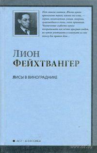 Лисы в винограднике. Лион Фейхтвангер, Соломон Апт, Б. Арон