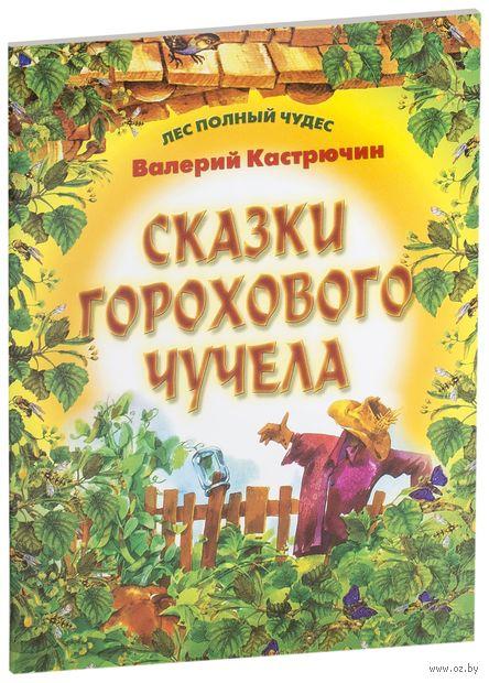 Сказки Горохового Чучела. Валерий Кастрючин