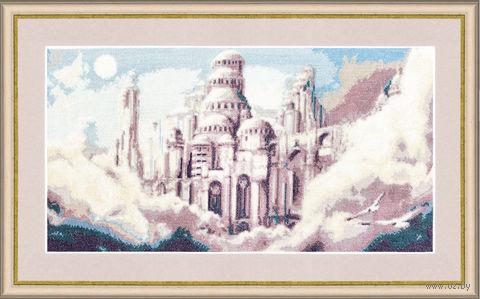 """Вышивка крестом """"Воздушный замок"""""""