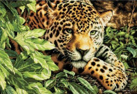 "Вышивка крестом ""Леопард"" (арт. DMS-70-35300)"