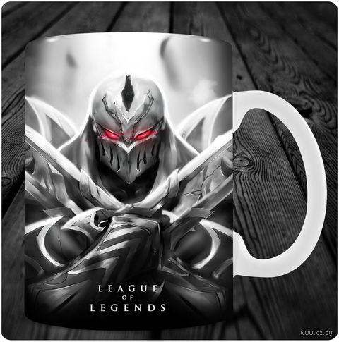 "Кружка ""League of Legends"" (art.44)"