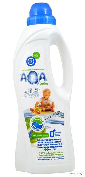 Средство для мытья поверхностей в детской (1 л)