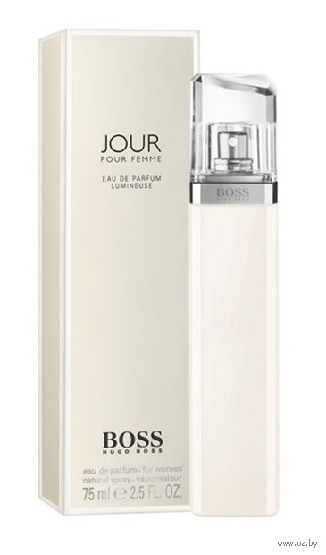 "Парфюмерная вода для женщин Hugo Boss ""Jour Pour Femme Lumineuse"" (75 мл)"