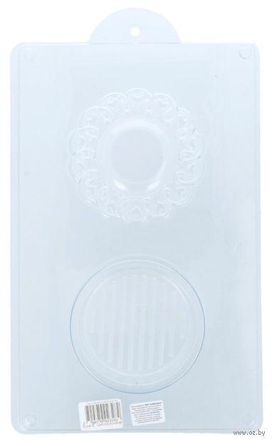"""Форма для изготовления мыла """"Шкатулка кружевная"""" — фото, картинка"""