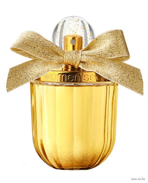 """Парфюмерная вода для женщин Women'secret """"Gold Seduction"""" (100 мл) — фото, картинка"""