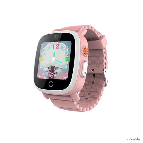Умные часы Elari FixiTime 3 (розовые) — фото, картинка