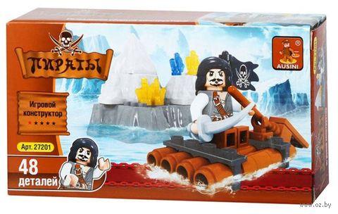 """Конструктор """"Пираты"""" (48 деталей) — фото, картинка"""