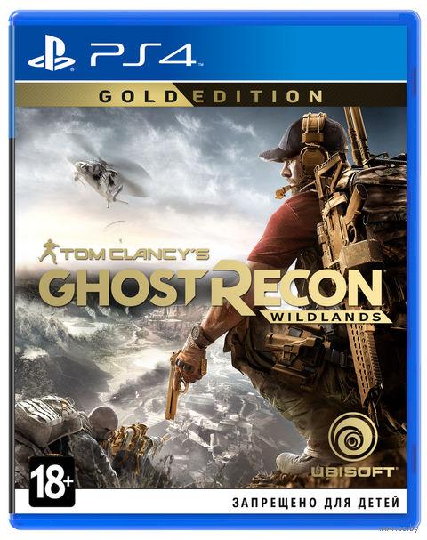 Tom Clancy's Ghost Recon: Wildlands. Gold Edition (PS4)