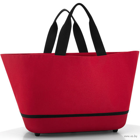 "Сумка ""Shoppingbasket"" (red)"