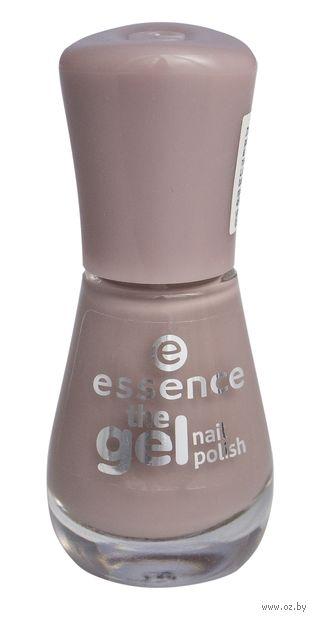 "Лак для ногтей ""The gel nail polish"" (тон: 99, tip top taupe) — фото, картинка"