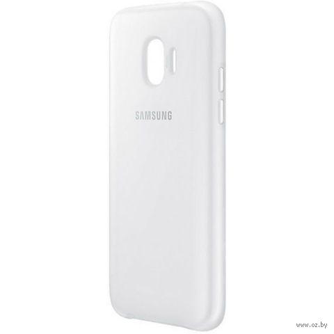 Чехол для телефона Samsung Galaxy J2 Dual Layer Cover (2018) — фото, картинка