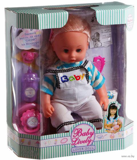 """Кукла """"Baby Lively"""" (девочка; с аксессуарами)"""
