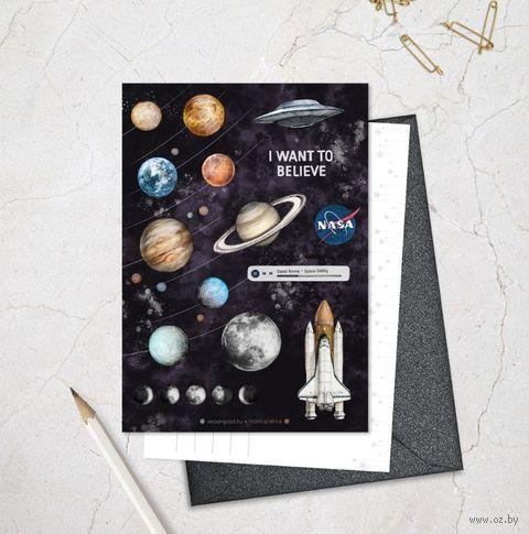 """Набор наклеек """"My Space"""" — фото, картинка"""