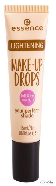 """Осветлитель тональной основы для лица """"Lightening Make-Up Drops"""" (15 мл) — фото, картинка"""