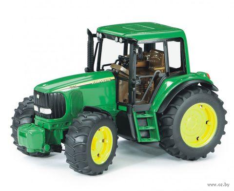 "Модель машины ""Трактор John Deere 6920"" (масштаб: 1/16)"