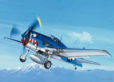 "Истребитель ""F 6 F Hellcat"" (масштаб: 1/72) — фото, картинка"