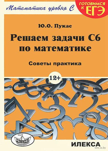 Решаем задачи С6 по математике. Советы практика — фото, картинка