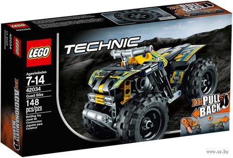 "LEGO Technic ""Квадроцикл"""