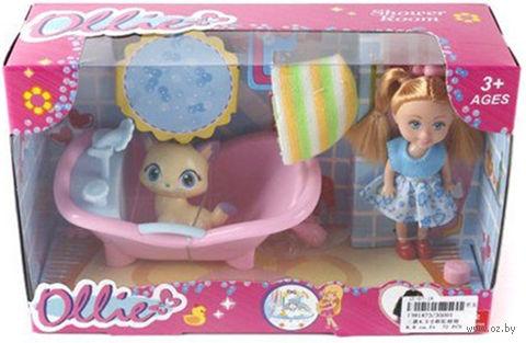 """Кукла """"Ollie"""" (12см; арт. 35001)"""