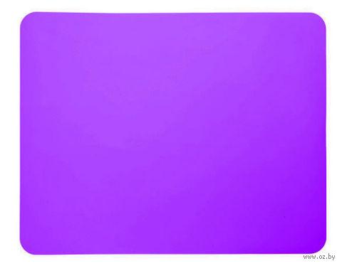 Лист для выпекания силиконовый (380x300 мм; фиолетовый) — фото, картинка