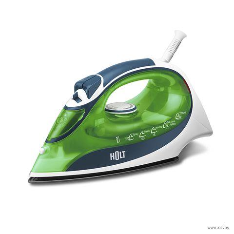 Утюг Holt HT-IR-010 (зеленый) — фото, картинка