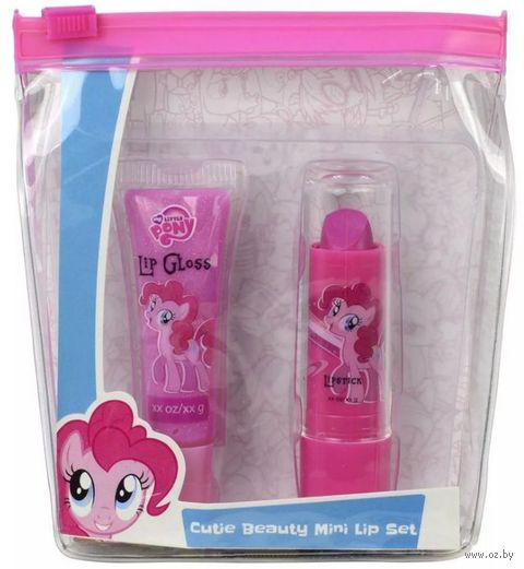 "Набор детской косметики ""My Little Pony"" (арт. 9710651) — фото, картинка"