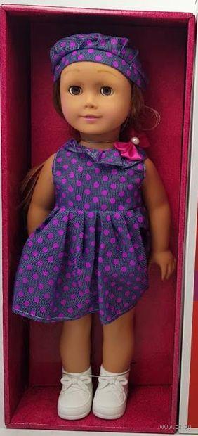 """Кукла """"American Girl"""" (арт. 8920А-1) — фото, картинка"""