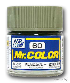 Краска Mr. Color (gray, C60)