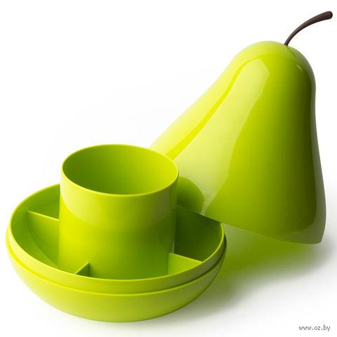 "Органайзер ""Pear"" (зеленый)"