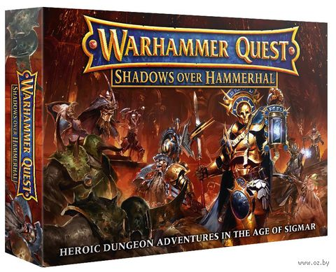 Warhammer Quest. Shadows Over Hammerhal (WQ-03-60) — фото, картинка