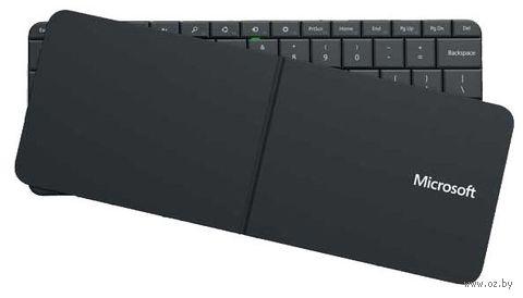 Клавиатура Microsoft Wedge Mobile USB (U6R-00017) — фото, картинка