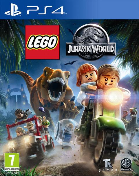 LEGO Мир юрского периода (PS4)