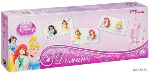 """Домино """"Принцессы"""""""