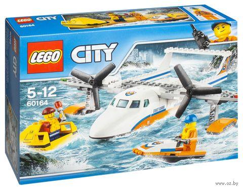 """LEGO City """"Спасательный самолет береговой охраны"""" — фото, картинка"""
