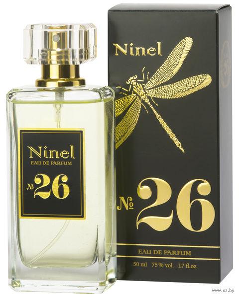 """Парфюмерная вода для женщин """"Ninel №26"""" (50 мл) — фото, картинка"""