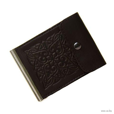Зажим для денег (арт. КГЗ-10-026) — фото, картинка