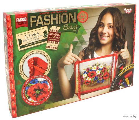 """Набор для творчества """"Fashion Bag. Цветы"""" — фото, картинка"""