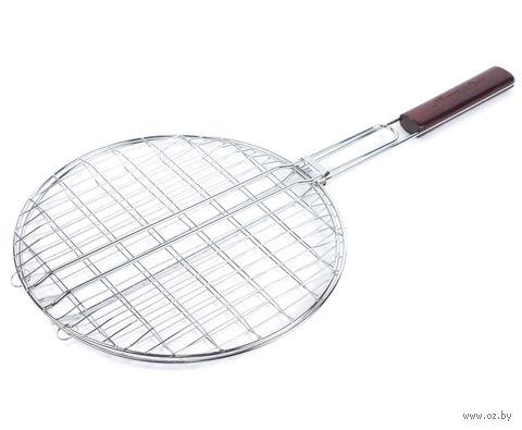 Решетка-гриль металлическая (31*31 см)