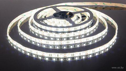 LED лента SMD 5050/60 Smartbuy-IP65-14.4W/CW (5 м)