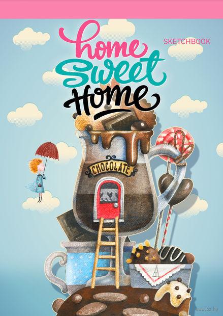 """Блокнот """"Home sweet home! Chocolate"""" (А5)"""