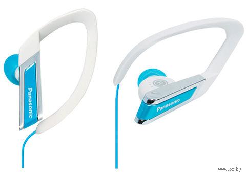 Наушники Panasonic RP-HS200E-A (голубые) — фото, картинка